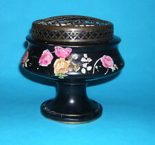 Vintage Stafford Art Pottery - Attractive Rose Bowl - Quality Piece - Stamped.