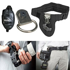 Spider Pro SCS Single System Camera Holster + D-Ring For Wrist Strap + Hand Grip