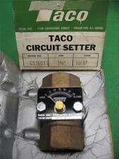 """TACO CIRCUIT SETTER CS150T1 BALANCE VALVE 1-1/2"""" 175 PSI 0-60 OPEN /CLOSED 240 F"""
