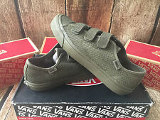 VANS PRISON ISSUE PLUS REPTILE IVY GREEN SUPER RARE MENS SIZE 9 NEW SKATE SHOES