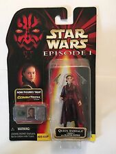 "STAR WARS QUEEN AMIDALA FIGURE - 4"" SCALE - EP1"