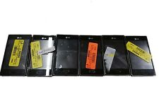 6 Lot LG LG40G Optimus Extreme Tracfone Wireless Locked Android Smartphone Used