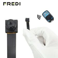 FREDI HD 1080P 720P Mini Super Small Portable Hidden Spy Camera Loop Video Re...
