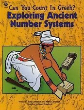 Can You Count in Greek?: Exploring Ancient Number Systems, Judy Leimbach, Accept