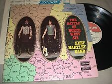 KEEF HARTLEY BAND The Battle of North West Six VINYL LP record album EX/VG+ nw6