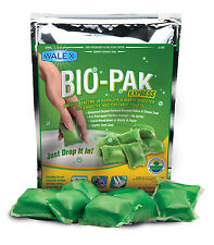 BIO-PAK EXPRESS drop-in sachets - cassette toilet chemical (15 sachets) caravan
