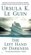 The Left Hand of Darkness by Ursula K. LeGuin (1987, Paperback)
