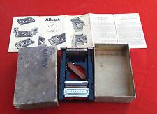 Vintage Razor Blade Sharpener ALLEGRO Model L,Switzerland