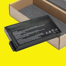 8 Cell Battery For COMPAQ EVO N100 N1000C N1000V N1015V N1020V N1033V 191169-001