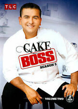 Cake Boss: Season 5, Vol. 2 (DVD, 2014, 2-Disc Set)