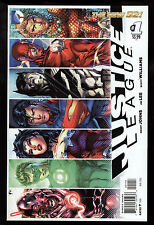 Justice League (2011) #1 Eighth Printing Geoff Johns Jim Lee Scott Williams NM