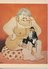 CARTE POSTALE ILLUSTRATEUR ALBERT DUBOUT / HUMOUR
