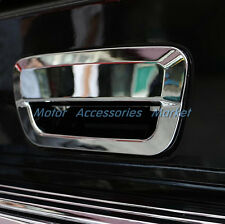 New Chrome Trunk Handle Cover Trim For Jeep Grand Cherokee 2014 2015 2016