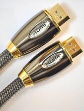 PRO GOLD HDMI CABLE 4m Metres Length V1.4a,PS3,SKYHD,LCD,LED,3D