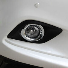 chrome front fog light cover trim For New Mazda6 ATENZA 2013 2014
