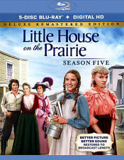 Little House on the Prairie Season 5 (Deluxe Remastered Edition Blu-ray)