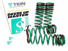 Tein SKHC0-AUB00 S.Tech Lowering Springs Set for 2012-2015 Civic Si Coupe Sedan
