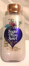 Bath & Body Works Sugar Plum Swirl Lotion. Full size.