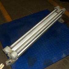 APPLETON TYPE EFU EXPLOSION PROOF FLUORESCENT LIGHT FIXTURE ARS240-118 *kjs*