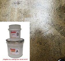 3 kg 2K-Epoxidharz TRANSPARENT Epoxy Bodenbeschichtung Bodenfarbe Betonfarbe