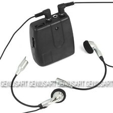 Motorcycle Motorbike Helmet Wired Intercom 2-Way Headset Mic for iPod MP3 150 mW