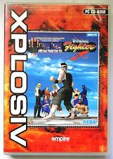 VIRTUA FIGHTER PC CD-ROM ARCADE FIGHTING GAME from SEGA brand new UK XPLOSIV