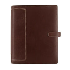 Filofax A5 Size Holborn Organiser Notebook Diary Brown Leather - 025122
