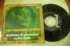 "THE COMMUNICATIVES""MADONNA DE GUADALUPE-disco 45 giri DURIUM It 1969"" NUOVO"