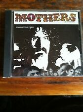 Absolutely Free by Frank Zappa (Rykodisc 10093) original issue