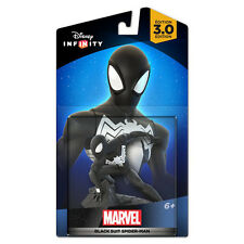 Disney Infinity 3.0 Black Suit Spider-Man Figure [Disney Interactive]