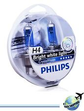 PHILIPS Crystal Vision H4/9003/HB2 60/55W 12V P43t 12342CVSM (2 bulbs H4+ 2 W5W)