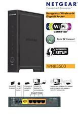 10 Stück NETGEAR WNR3500v2 300 Mbps 4Port Gigabit Wireless N Bridge/ Router