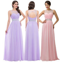 2016 PROMOTION Cocktail Evening Prom Bridesmaids Formal Party Long Gowns Dresses