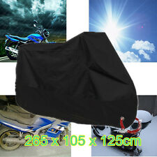 Dust Bike Motorcycle Cover XXL Waterproof Outdoor Rain UV Protector Motorbike
