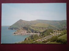POSTCARD DEVON COMBE MARTIN - GREAT & LITTLE HANGMAN
