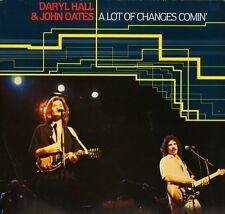DARYL HALL AND JOHN OATES a lot of changes comin' B/90137 happy bird LP PS EX/EX