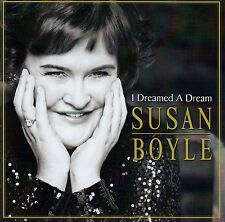 SUSAN BOYLE - I DREAMED A DREAM / CD (SYCO MUSIC/SONY MUSIC 2009) - TOP-ZUSTAND