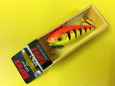Rapala Shallow Fat Rap SFR-7 HT, Hot Tiger Color Lure, NIB.