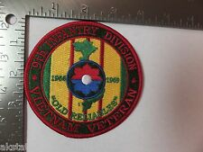 US ARMY 9th INFANTRY DIVISION (VIETNAM) PATCH