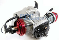 49CC 2-STROKE HIGH PERFORMANCE ENGINE MOTOR POCKET MINI BIKE SCOOTER ATV H EN06