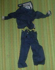 HASBRO GI JOE  ACTION SAILOR  SHORE PAROL UNIFORM  C. 1960'S  HONG KONG