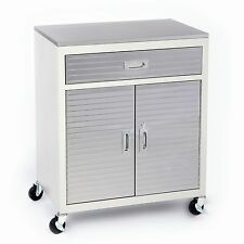 One Drawer Cabinet Stainless Steel Top Free Shipping NEW