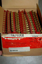 1000 Hilti 6.8/18 DX 650/750 Level 5 RED Safety Cartridges Boosters 10x100 50326