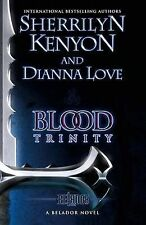 Blood Trinity: Number 1 in series (Belador Code), By Love, Dianna, Kenyon, Sherr