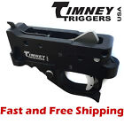 Timeny Ruger 10/22 Drop-In Competiton Trigger Group -Black Housing & Silver Shoe