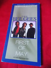 "BEE GEES First of May / How deep is your love / Japanese 3"" mini CD single JAPAN"