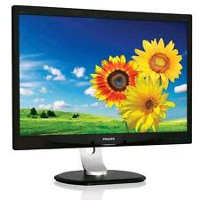 "PHILIPS P-Line 240 P 4 QPYEB 24"" LED IPS Monitor 1920x1200 5ms DVI DisplayPort"