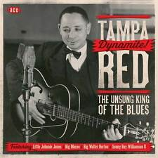 Tampa Red - Dynamite! The Unsung King Of The Blues (CDTOP2 1440)