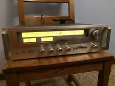 Rotel RX-503 Vintage Stereo Receiver Hi-Fi Japan Clean Unit Radio