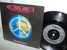 CARTER USM-IMPOSSIBLE DREAM/BRING ON THE GIRLS UK 45+PS